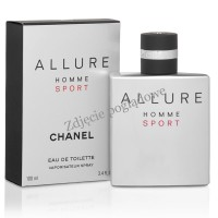 40. Allure Homme Sport – Chanel*